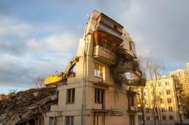 Власти Москвы готовят более масштабную программу сноса пятиэтажек