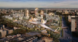 Архитекторы предложили проекты застройки территории Серпа и молота
